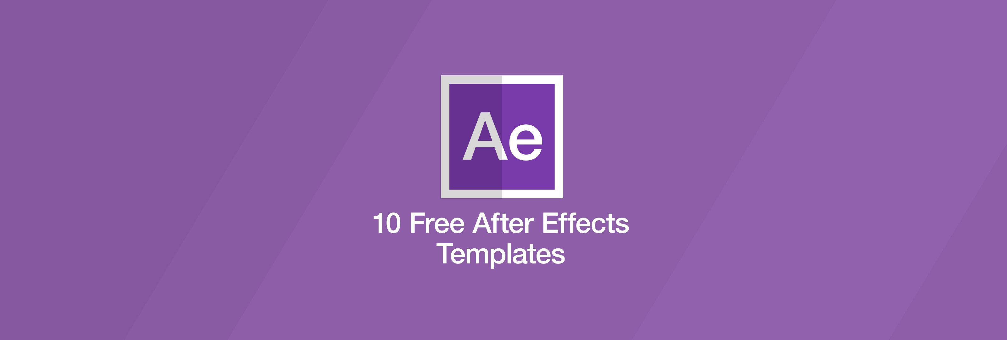 10 Free After Effects Templates | Motion Array