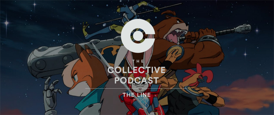 The Collective Podcast - Ash Thorp