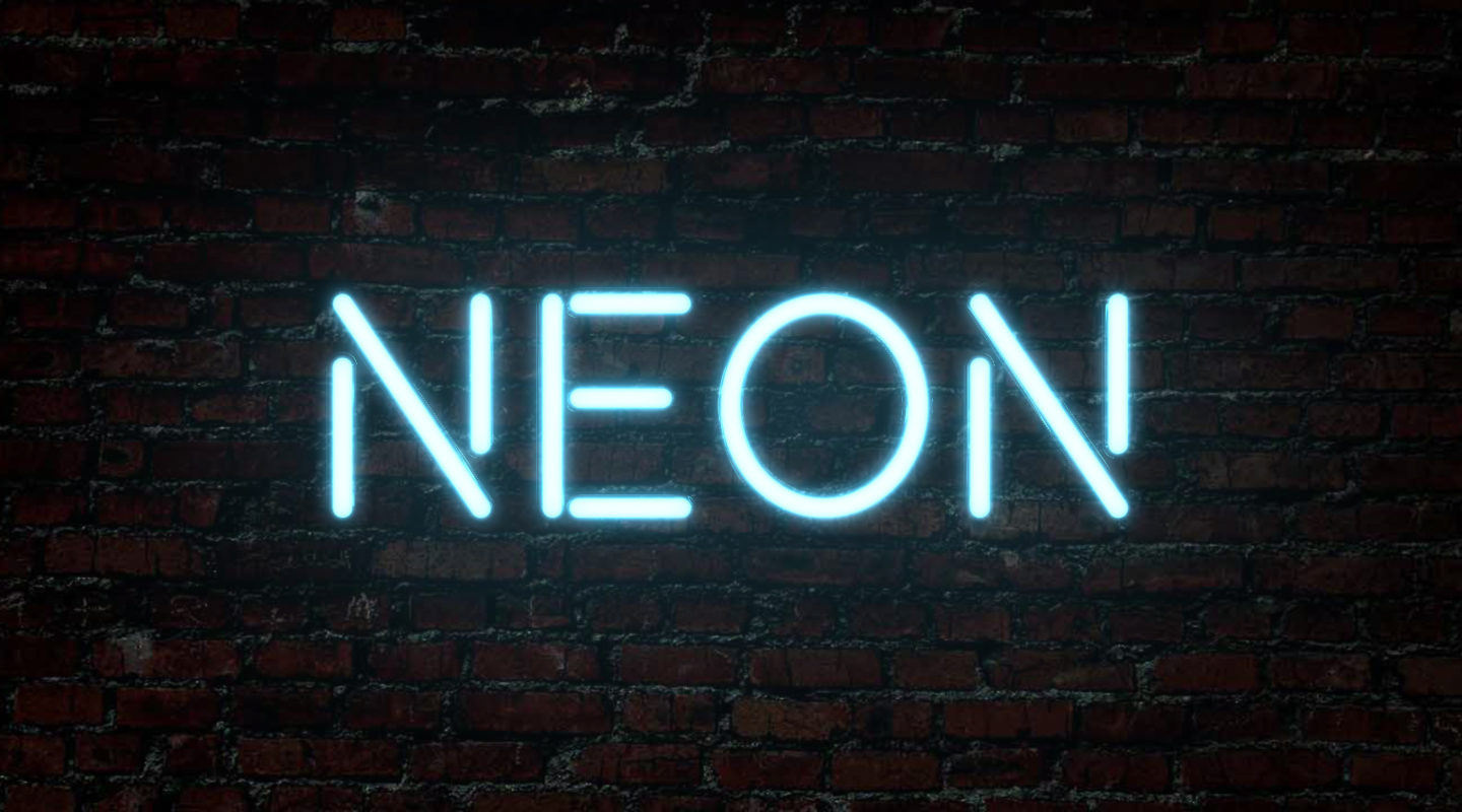 How To Add Neon Text In After Effects | Motion Array
