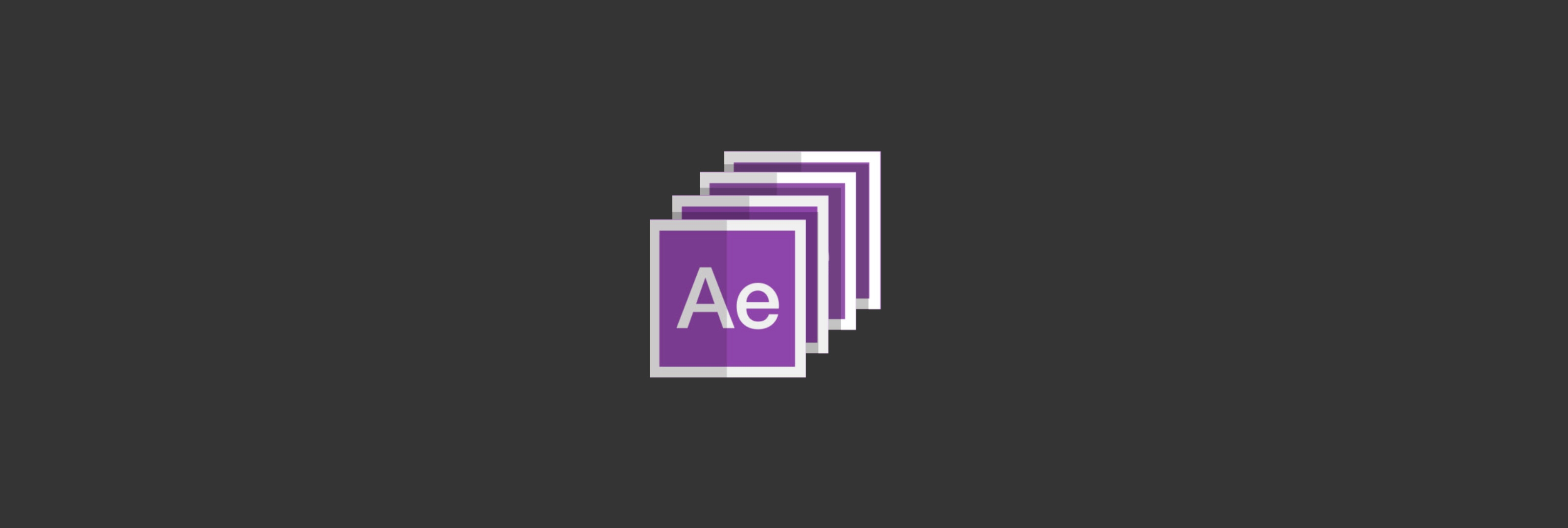 How To Use After Effects Templates In Your Project Workflow Motion